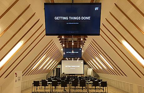 Getting Things Done® (GTD) – perusteet – seminaarit